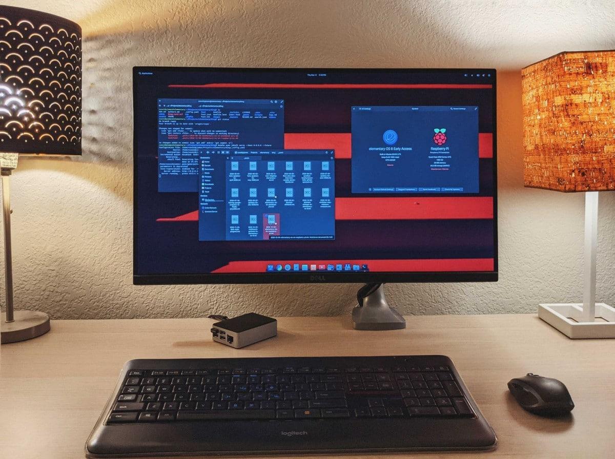 elementary OS en la Raspberry Pi