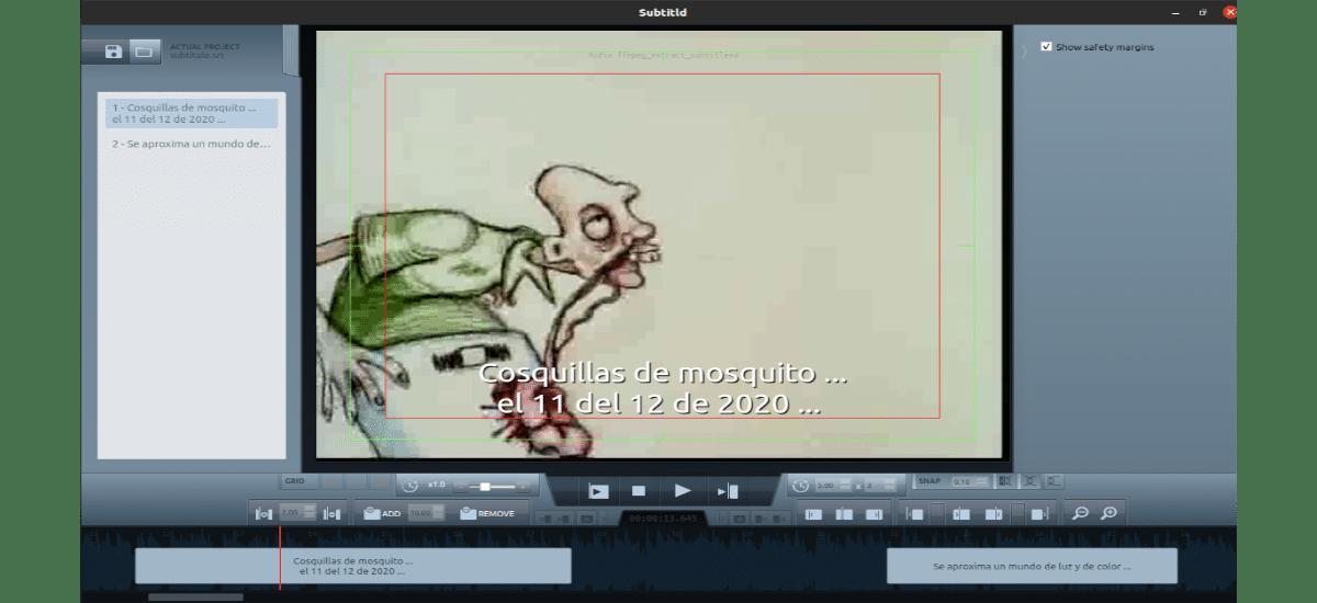 subtitld funcionando