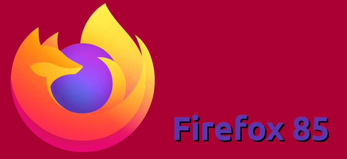 Firefox 85