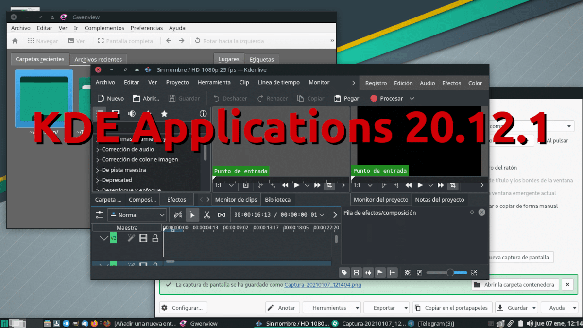 KDE Applications 20.12.1