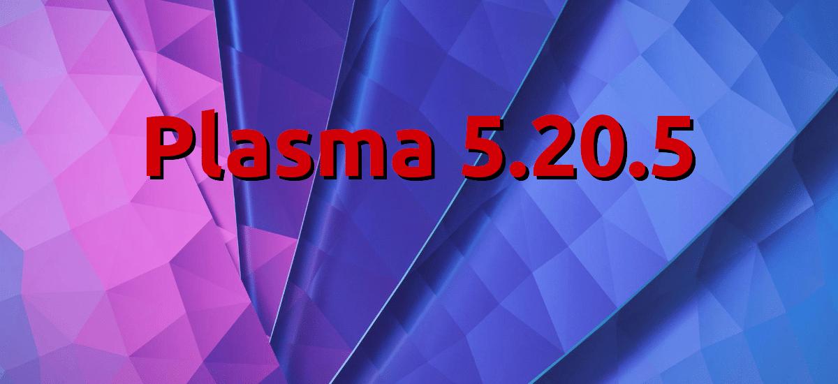 Plasma 5.20.5