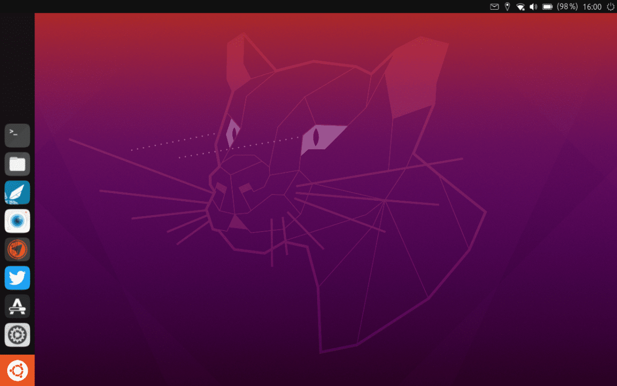 Ubuntu Touch Focal Fossa