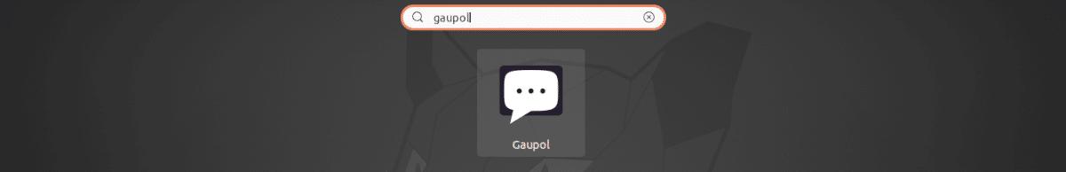 lanzador de Gaupol