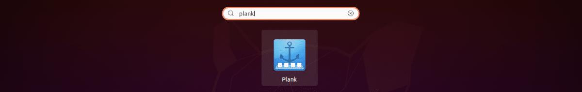 lanzador de plank