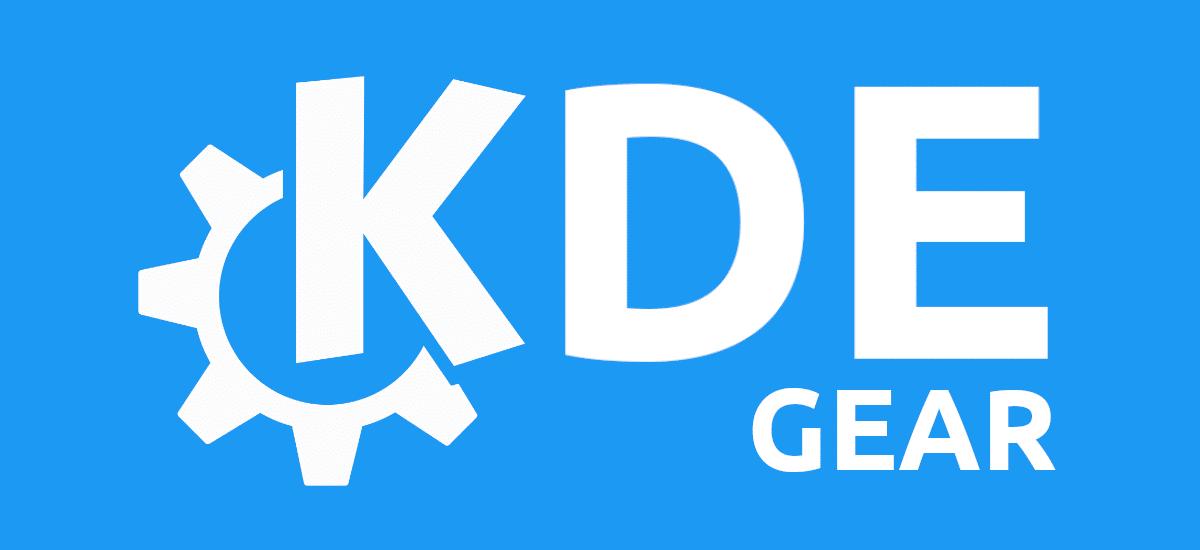 KDE Gear