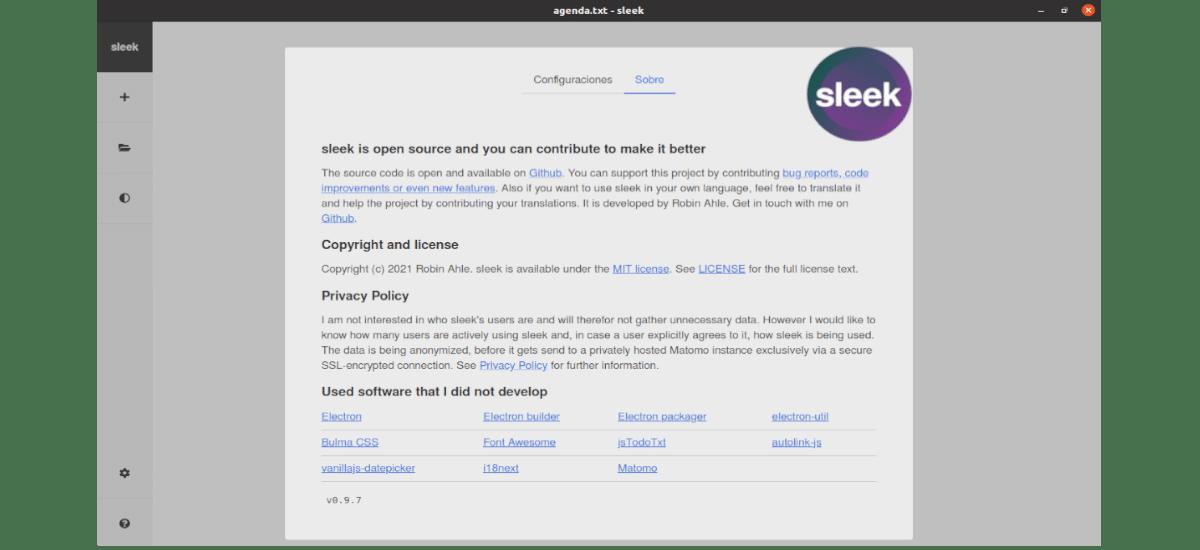 about Sleek