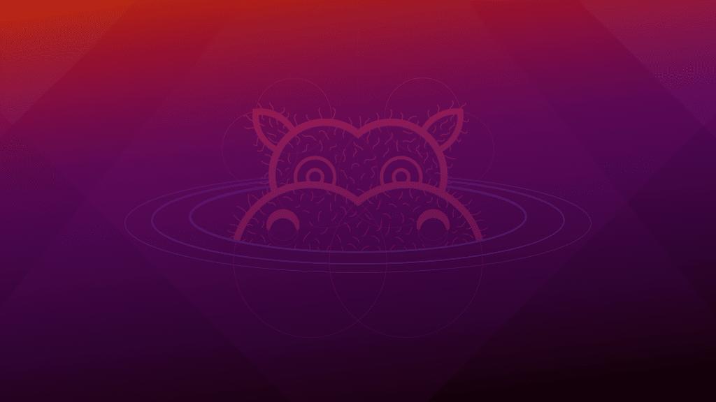 fondo de Ubuntu 21.04 Hirsute Hippo