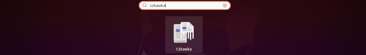 lanzador de czkawka