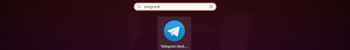 lanzador de telegram
