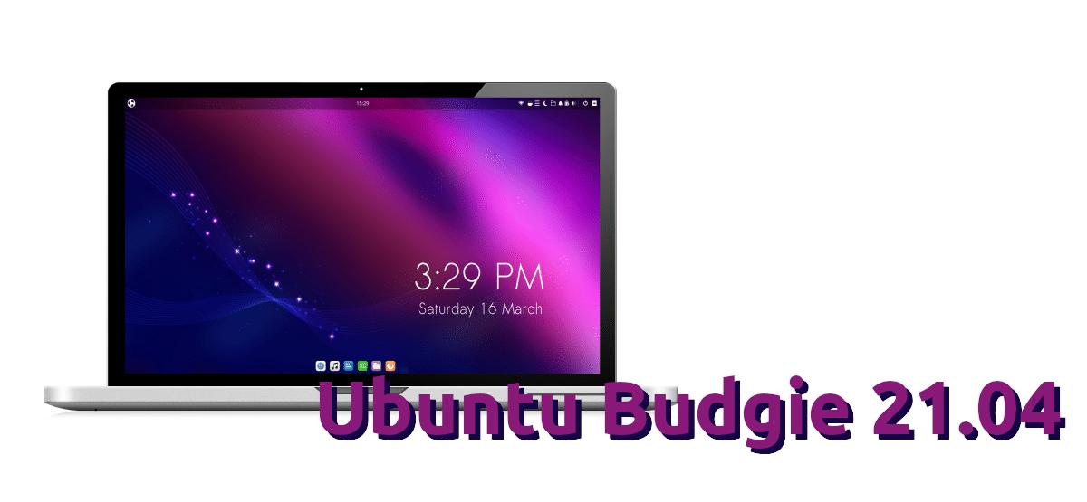 Ubuntu Budgie 21.04