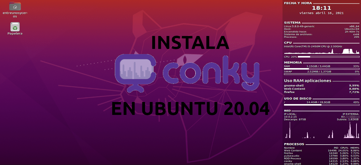 about conky