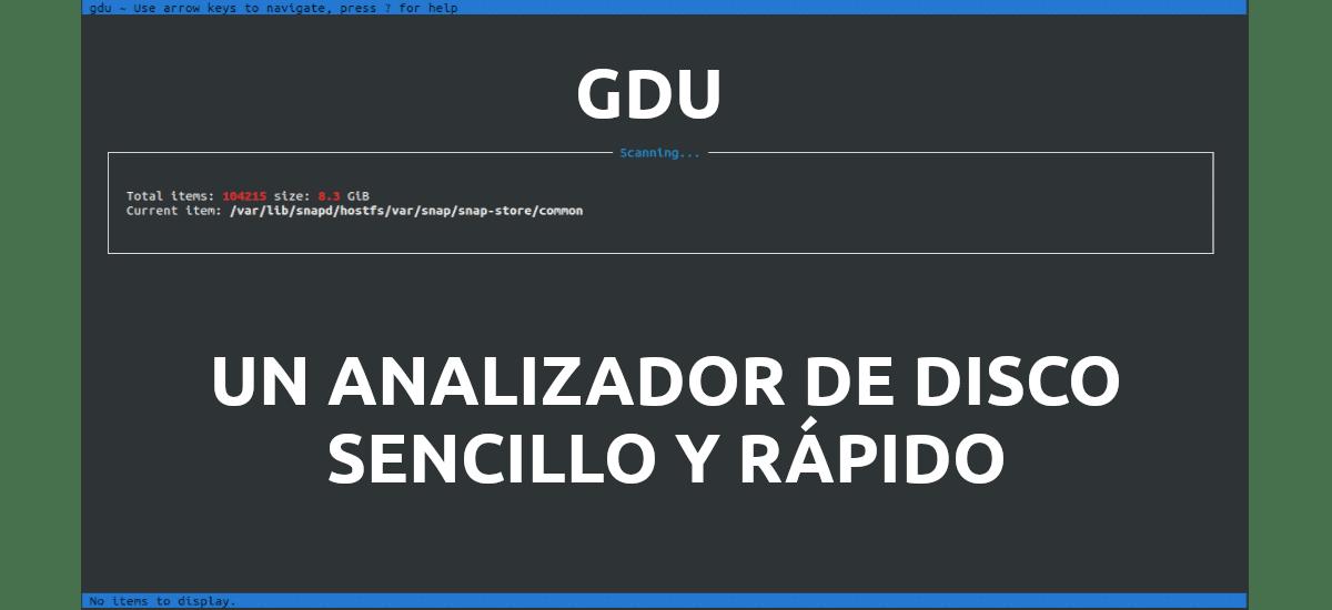 about gdu