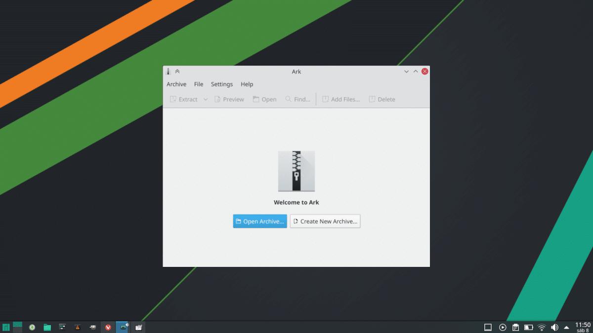 Nuevo Ark en KDE Gear 20.08