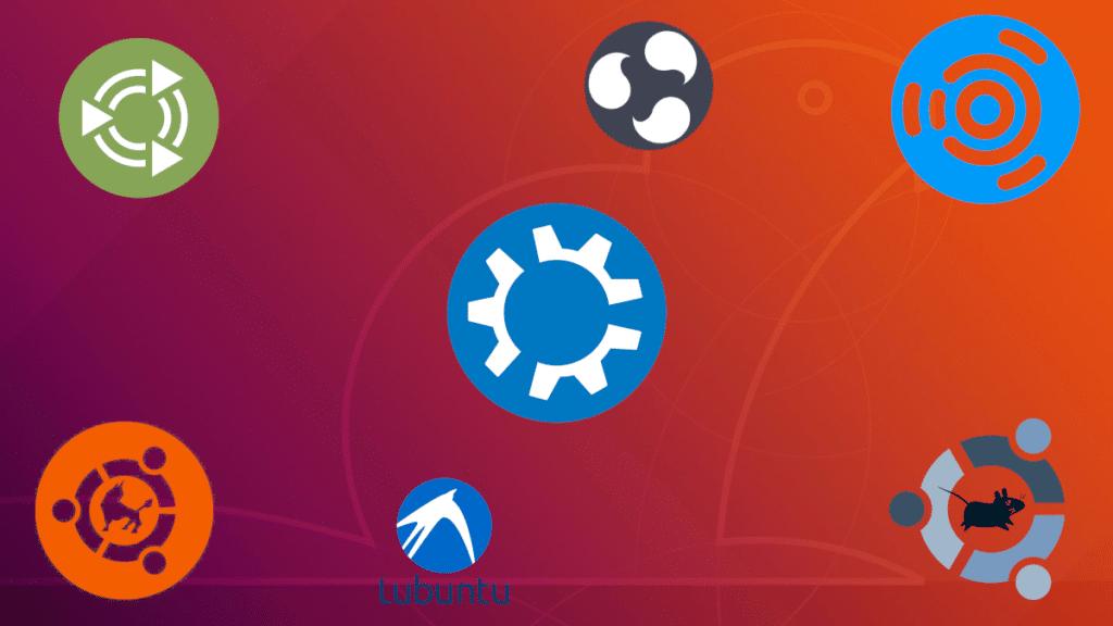 Sabores de Ubuntu 18.04