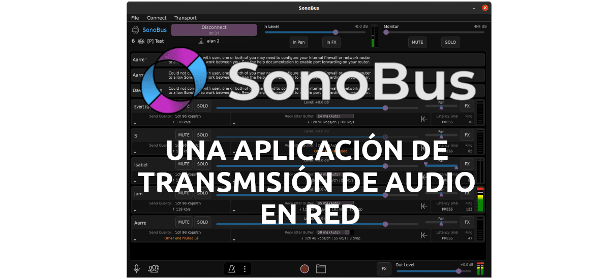 about SonoBus