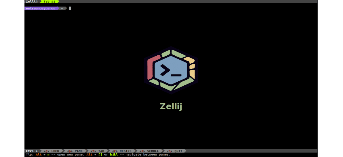 about zellij