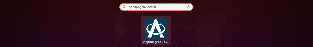 lanzador de appimagelauncher