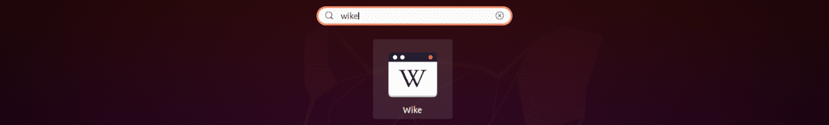 lanzador Wike