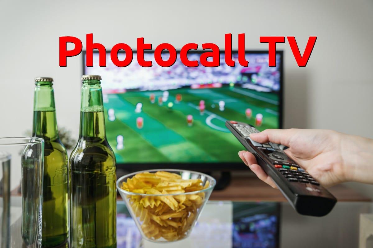 Photocall TV, tdt y radio online gratis