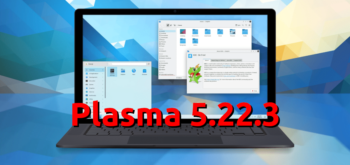 Plasma 5.22.3