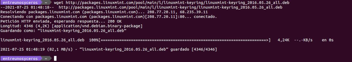 descargar clave webapp manager