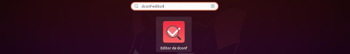 lanzador de dconf editor