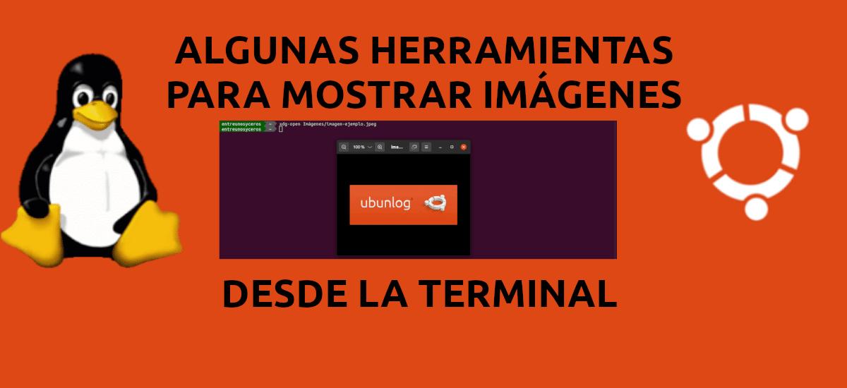 about mostrar imágenes desde la terminal