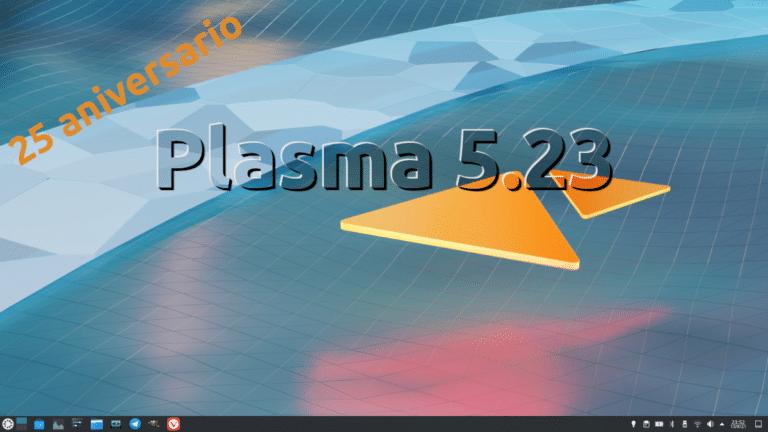 Plasma 5.23